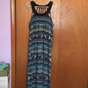 Maxi dress (SALE- 2 $5 items for $7)